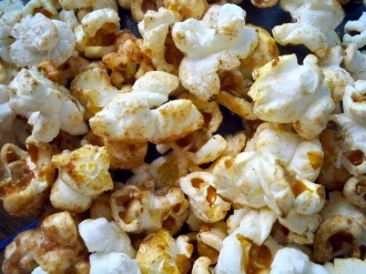 Original Sweet & Salty European Style Kettle Corn (2 large bags)
